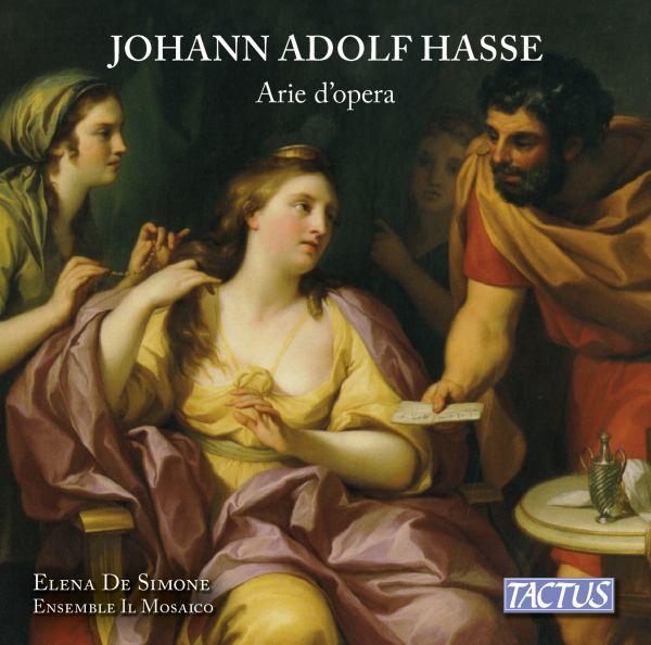NUOVO CD Arie di Hasse