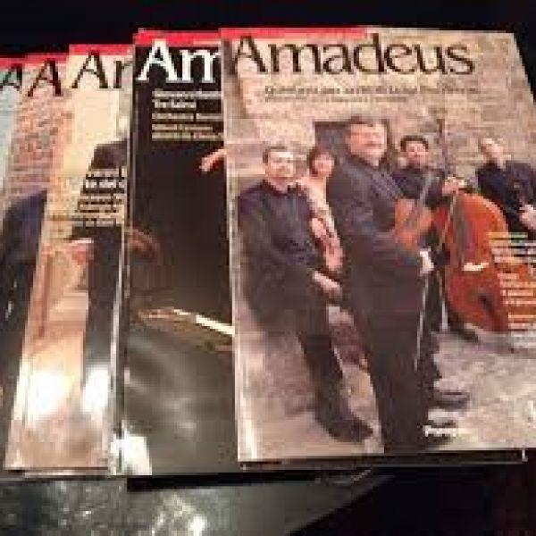 Recensione del giornale Amadeus
