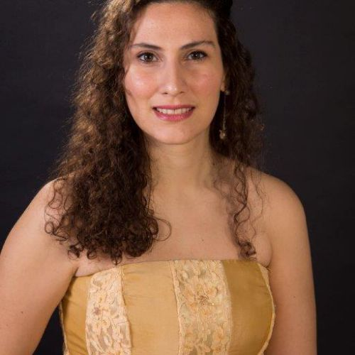 Elena De Simone - mezzosoprano - Canto Lirico - Elena De Simone